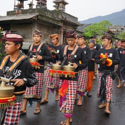 Religi, Budaya, dan Kesenian Desa Jatiluwih