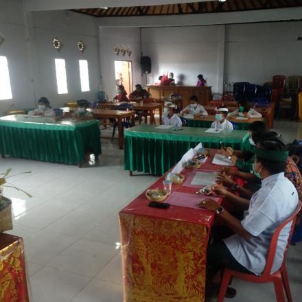 Perayaan Bulan Bahasa Bali 2021